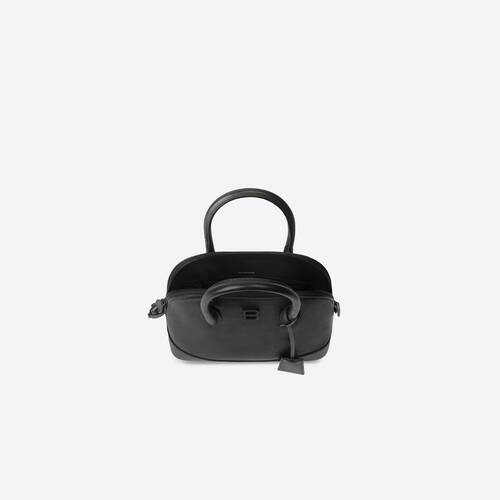 ville supple small top handle bag
