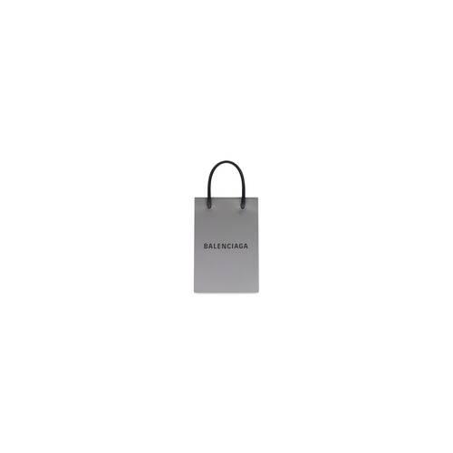 shopping phone holder