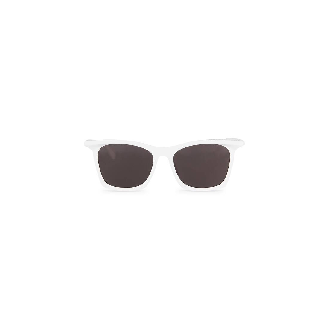 Display zoomed version of rim rectangle sunglasses adjusted fit 1