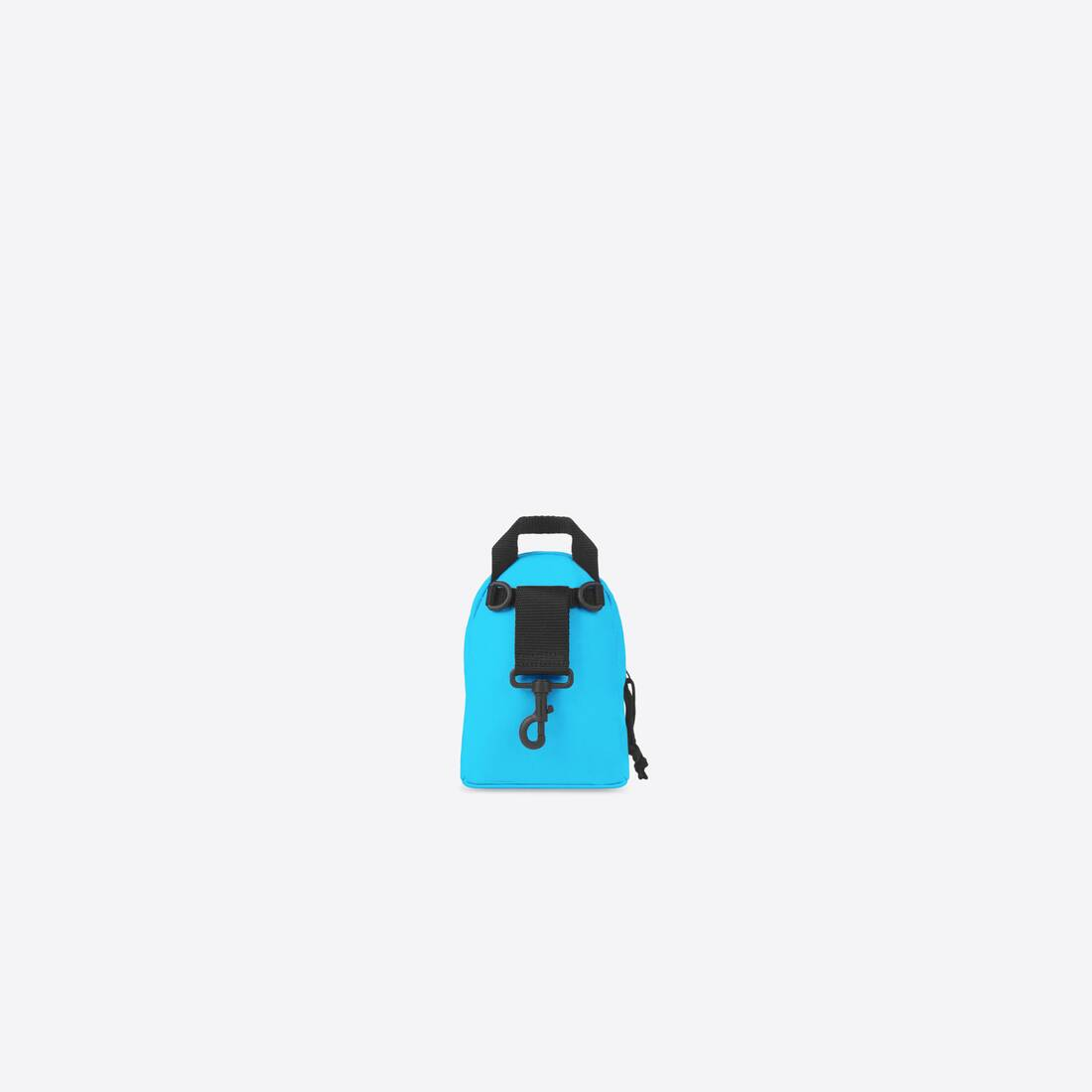 Display zoomed version of oversized mini backpack 2