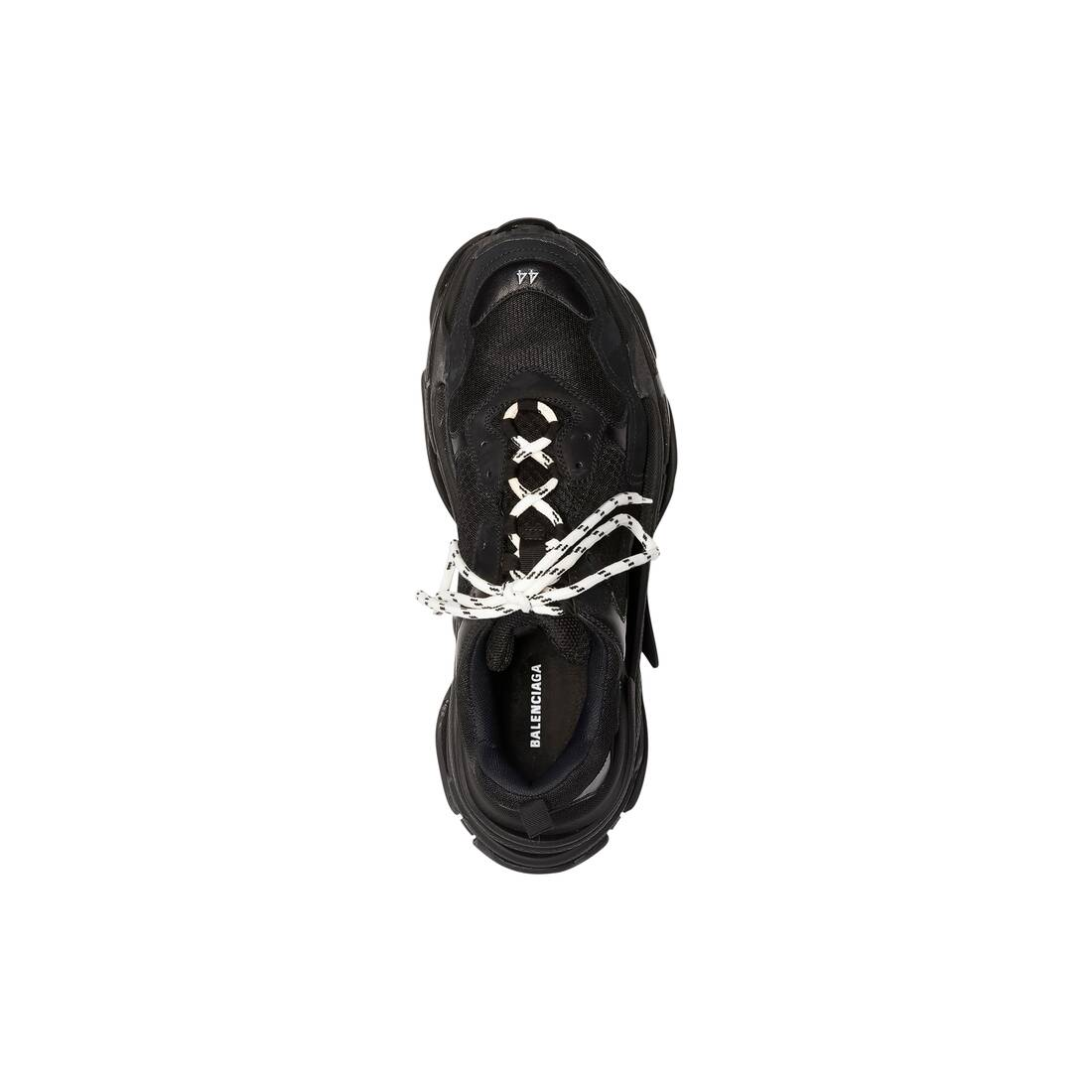 Display zoomed version of triple s sneaker 4