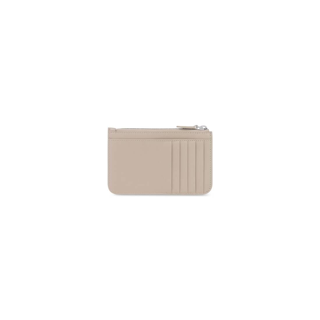 Display zoomed version of porte-cartes et monnaie long essential 2