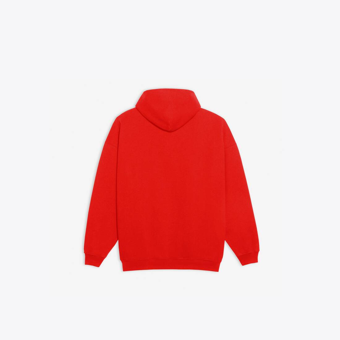 Display zoomed version of real balenciaga 1 large fit hoodie 2