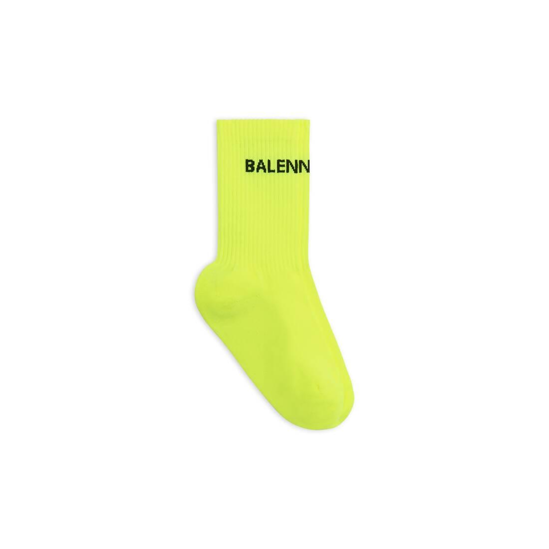 Display zoomed version of balenciaga socks 1