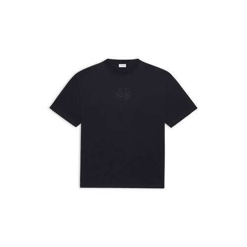 lion's laurel large fit t-shirt