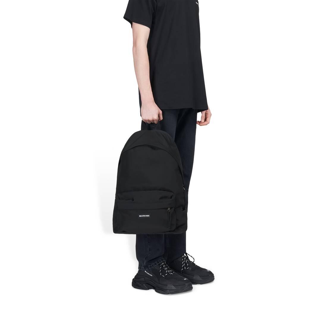 Display zoomed version of explorer backpack 4
