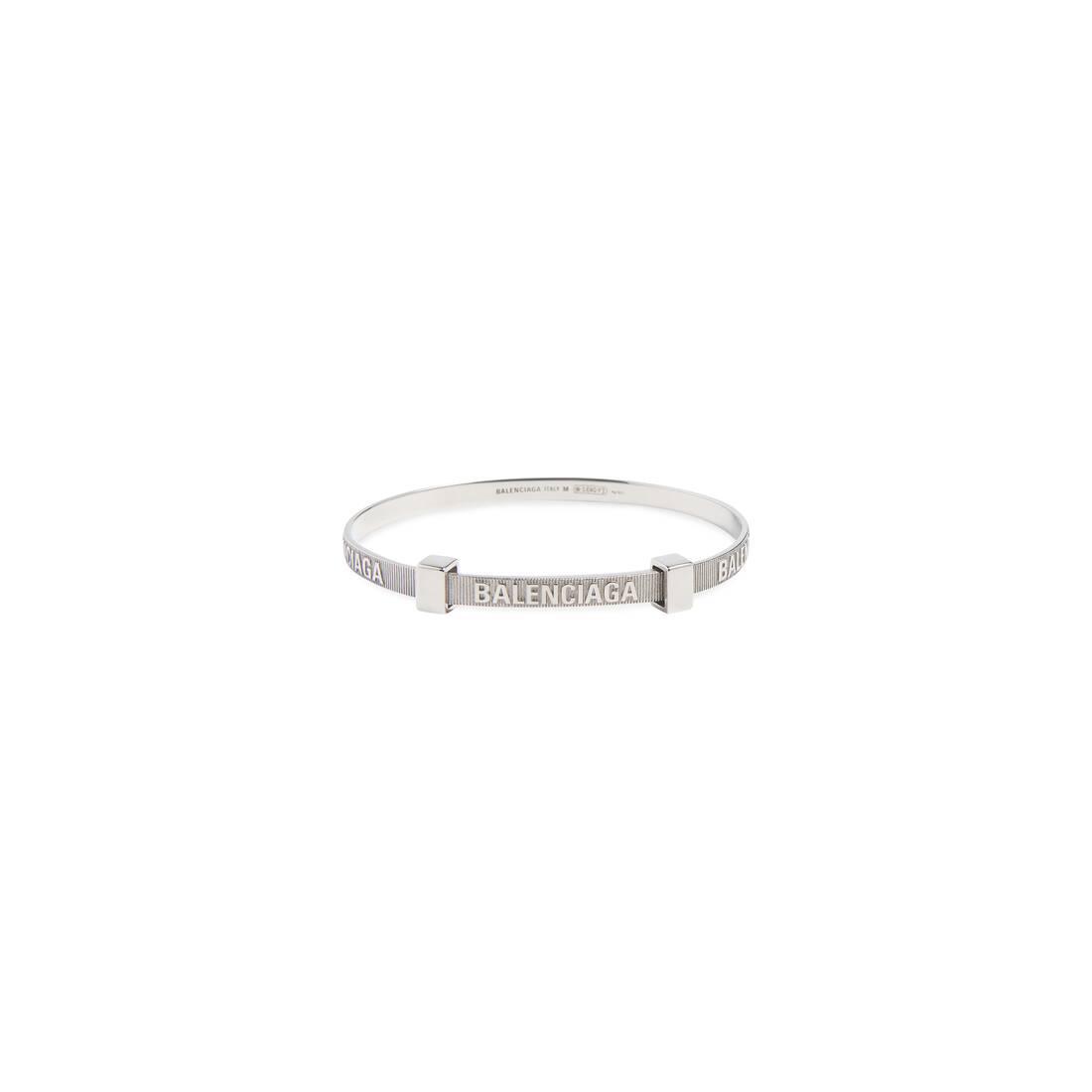 Display zoomed version of force striped bracelet 1