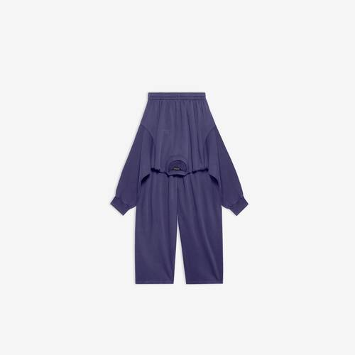 knotted sweatpants