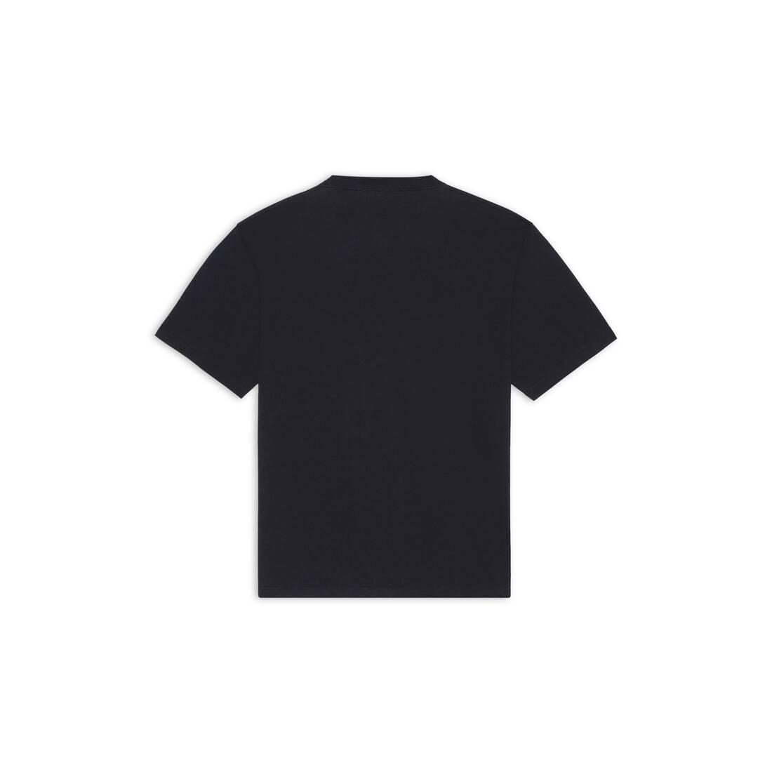 Display zoomed version of scissors flatground t-shirt 2