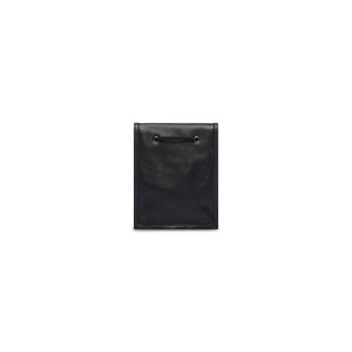 explorer small pouch with strap