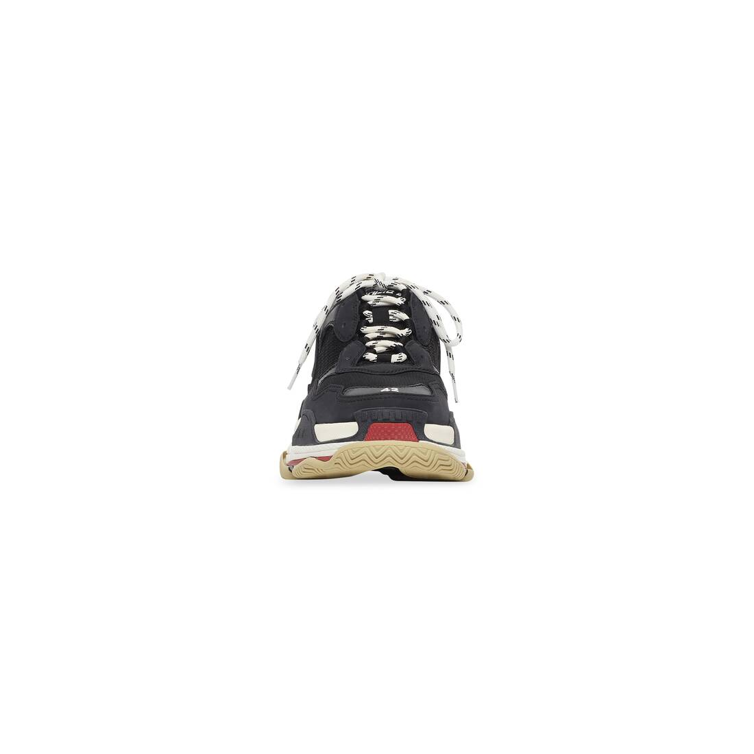 Display zoomed version of triple s sneaker 3