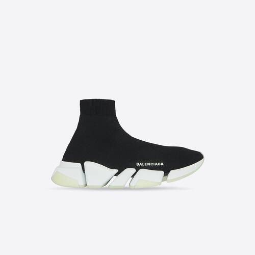 speed 2.0 recycled sneaker glow in the dark