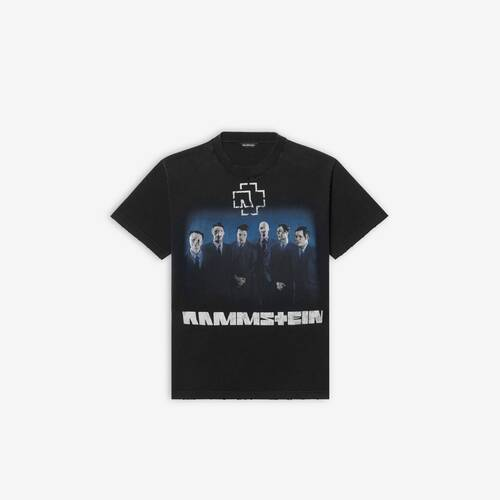 t-shirt fit petit rammstein