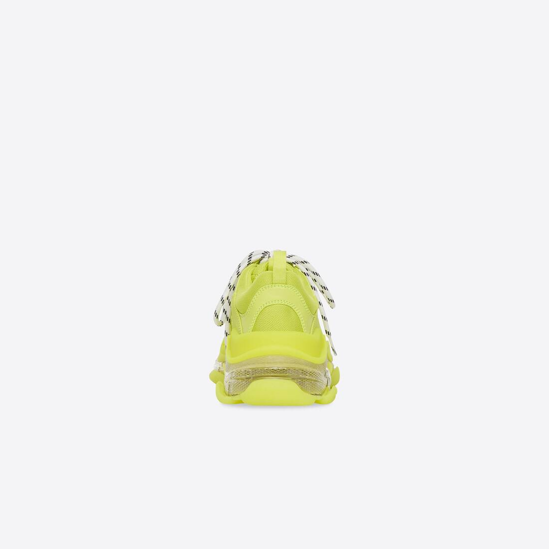 Display zoomed version of triple s clear sole sneaker 2