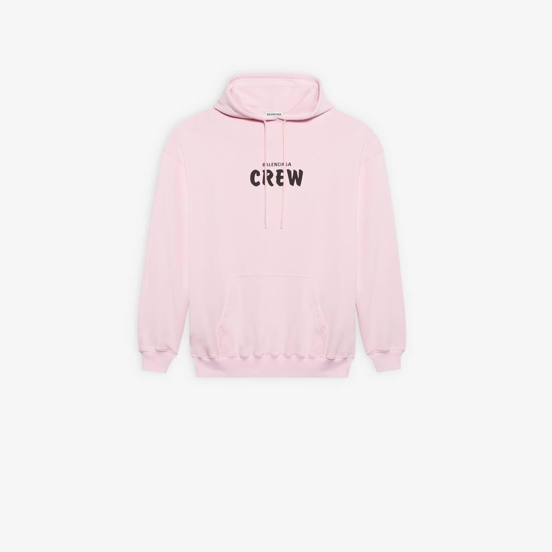 Display zoomed version of crew hoodie 1