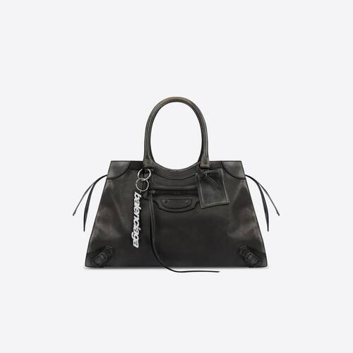 sac top handle neo classic grand modèle