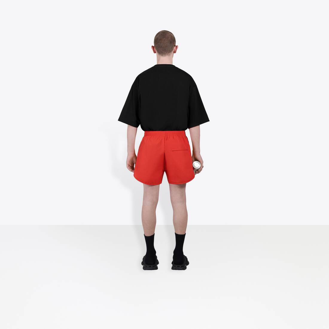 Display zoomed version of running shorts 5