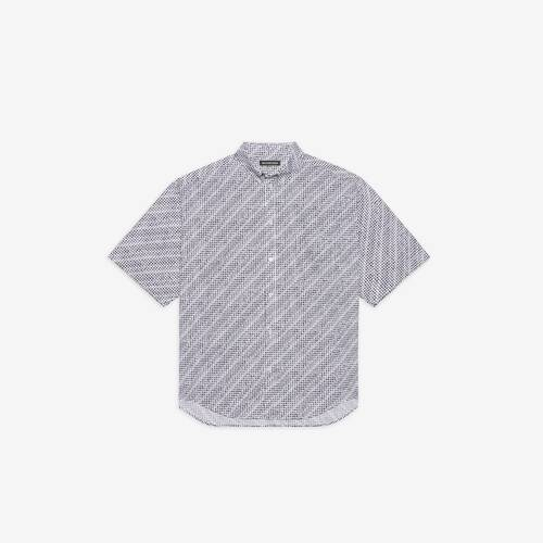 archive letters shirt