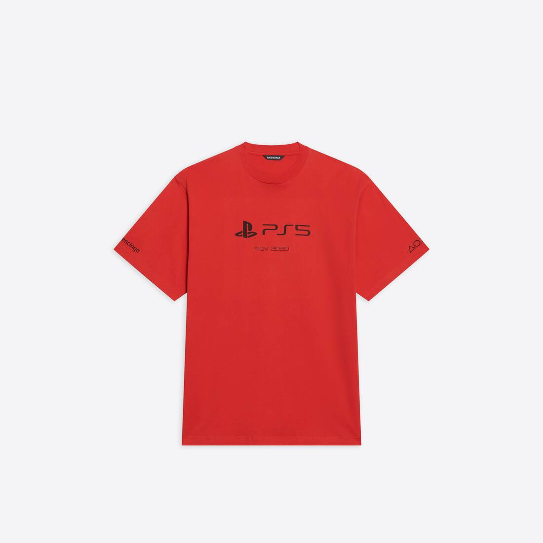 Display zoomed version of playstation boxy t-shirt 1