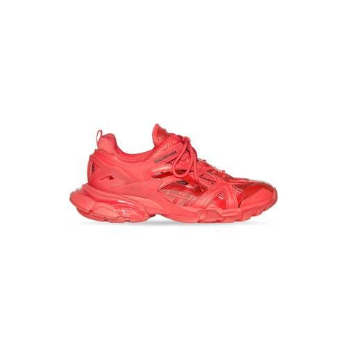 sneaker track.2 clear sole