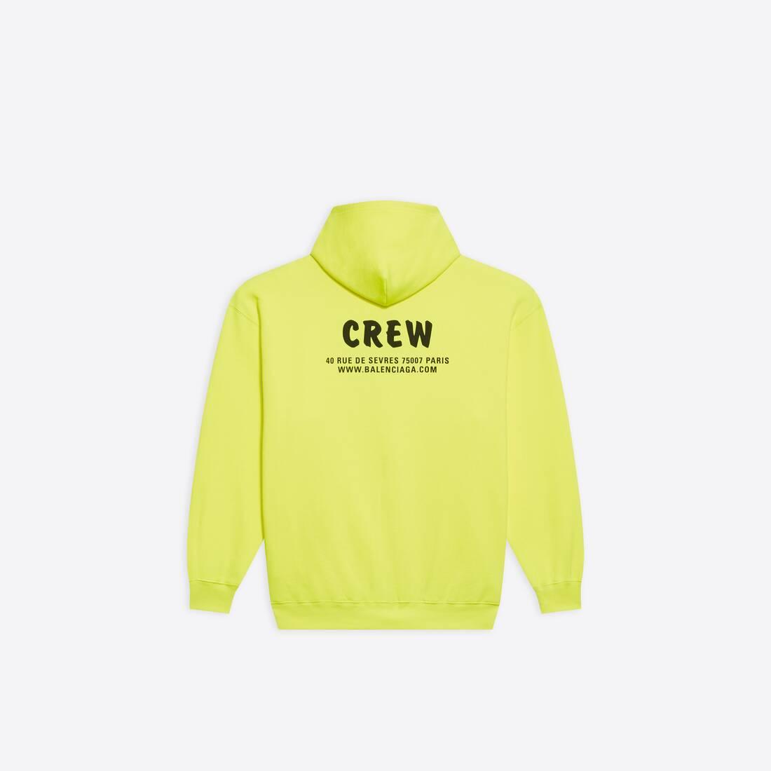 Display zoomed version of crew medium fit hoodie 2