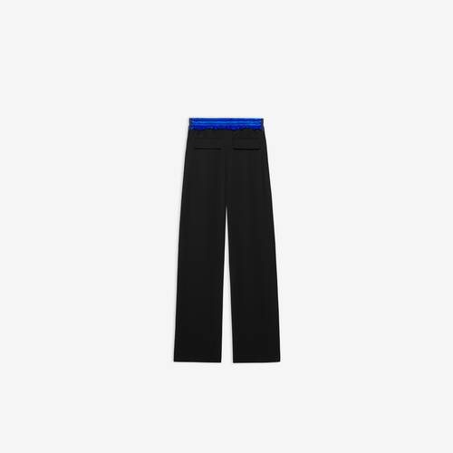 tailored jogger pants