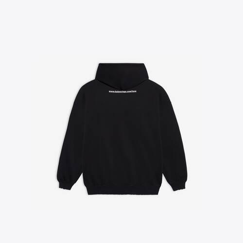 i love u medium fit hoodie