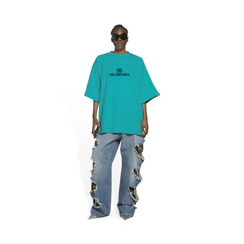 bb pixel boxy t-shirt