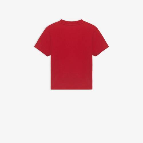 camiseta balenciaga - niños
