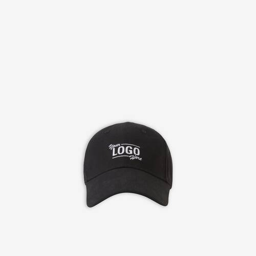 your logo here cap