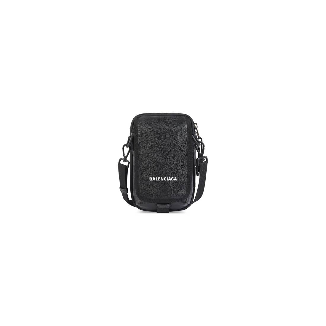 Display zoomed version of explorer small crossbody pouch 1