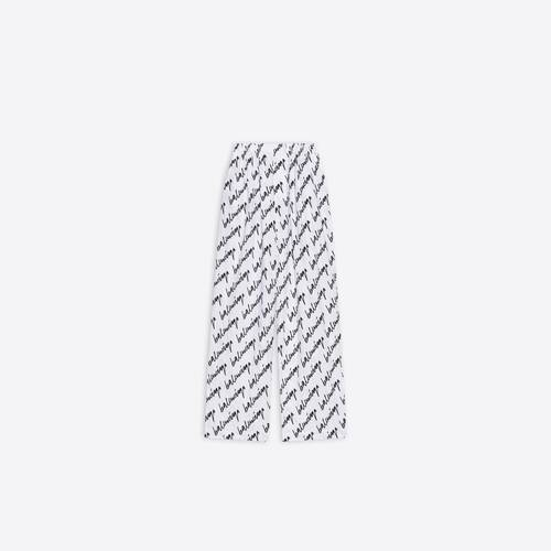 new scribble pyjama hose