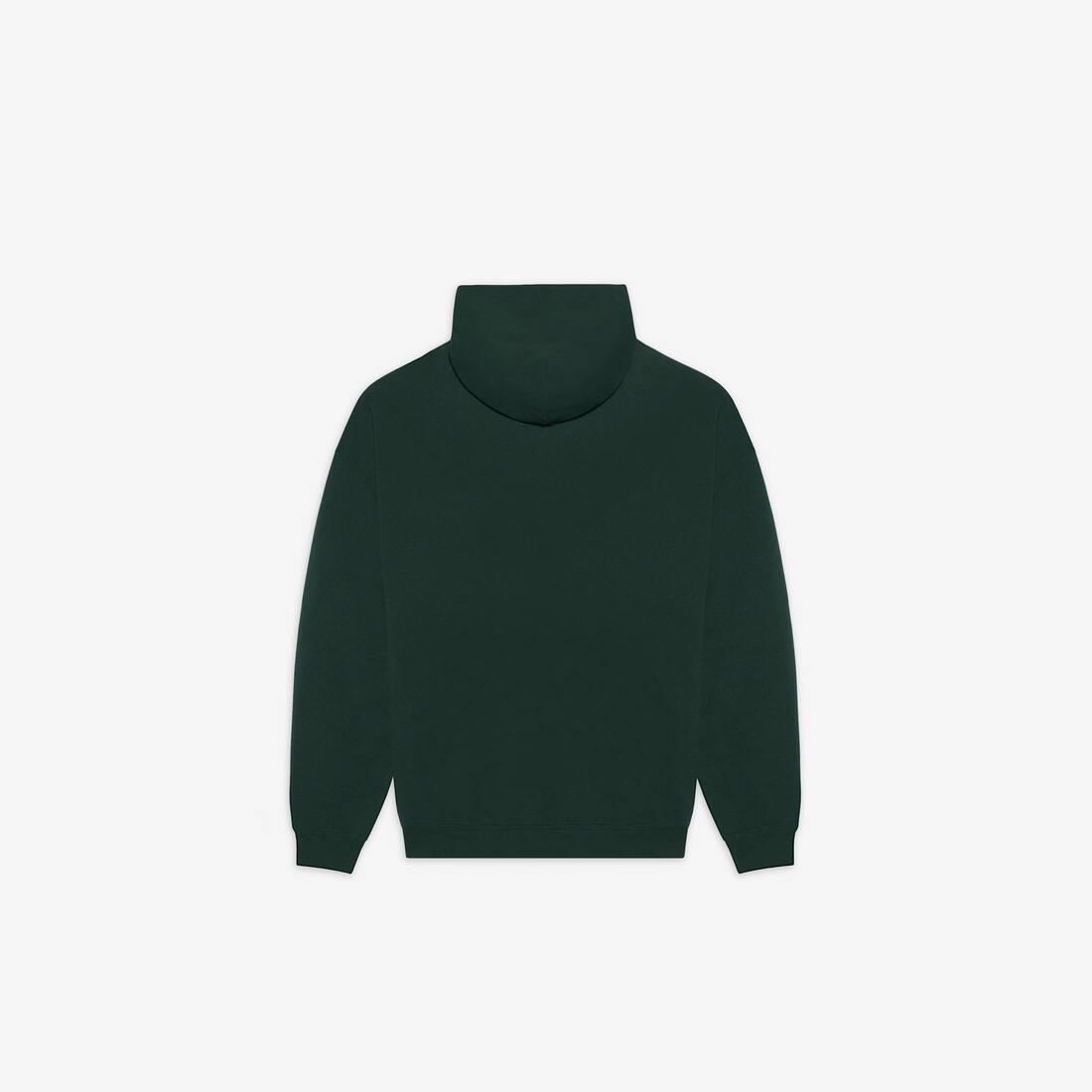 Display zoomed version of unisex large fit hoodie 2