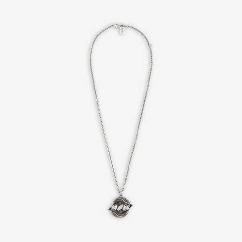 zodiac sign pisces necklace