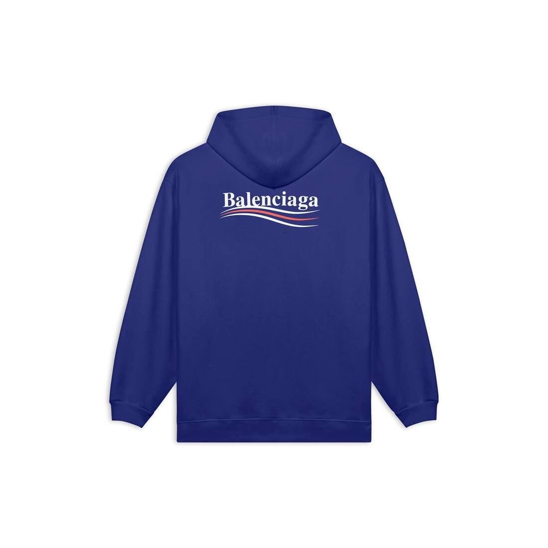 Display zoomed version of political campaign hoodie 2
