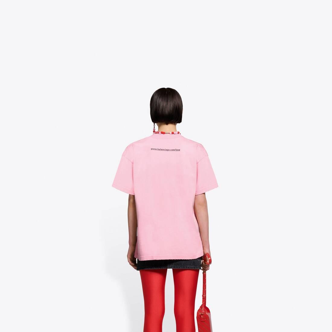 Display zoomed version of i love u medium fit t-shirt 5