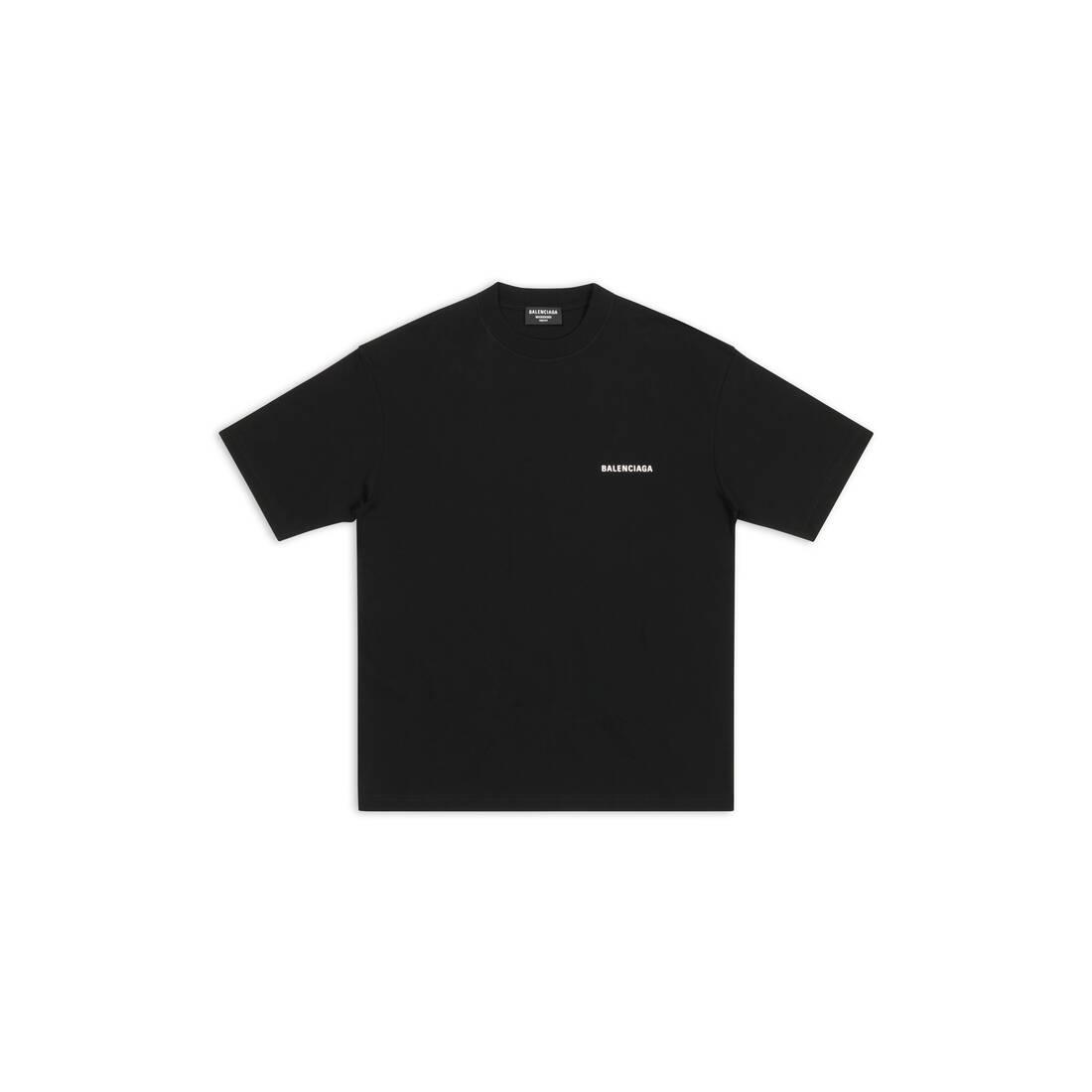 Display zoomed version of logo medium fit t-shirt 1