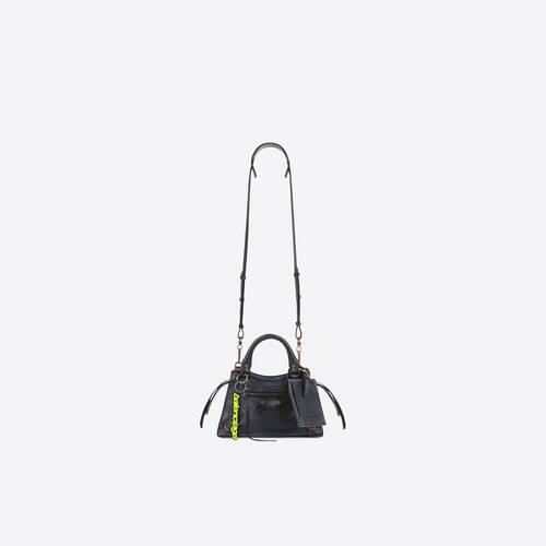 sac top handle neo classic mini modèle
