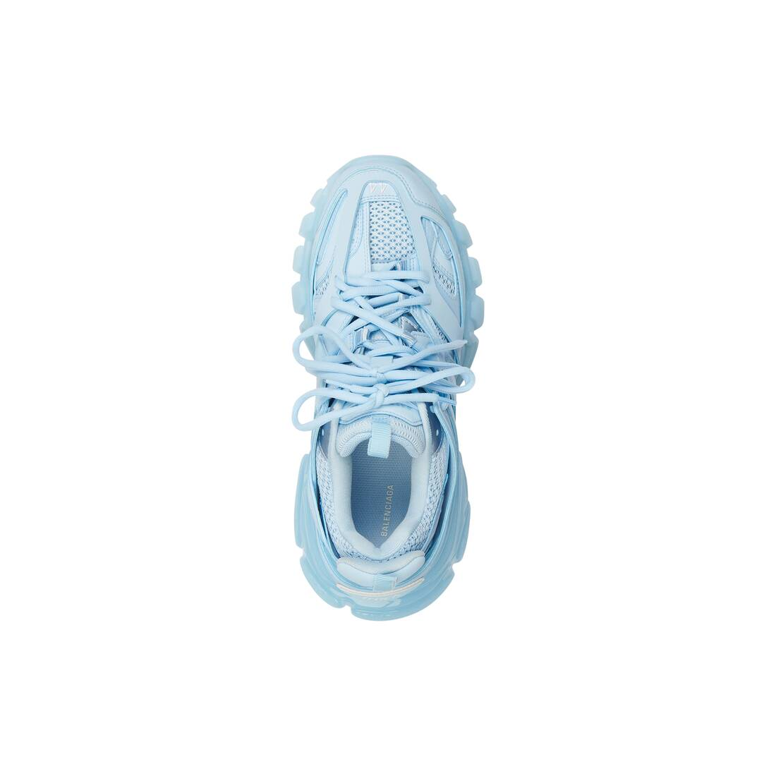 Display zoomed version of track clear sole sneaker 5