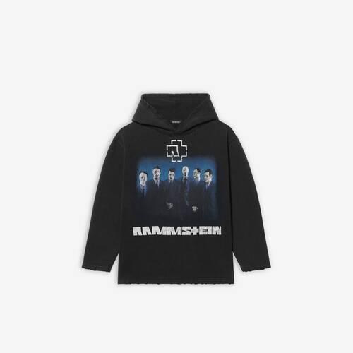 rammstein cropped hoodie