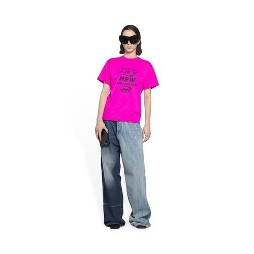 this is not small fit t-shirt
