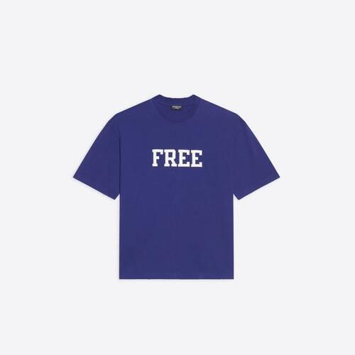 free medium fit t-shirt