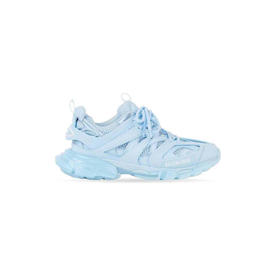 Display zoomed version of track clear sole sneaker 1