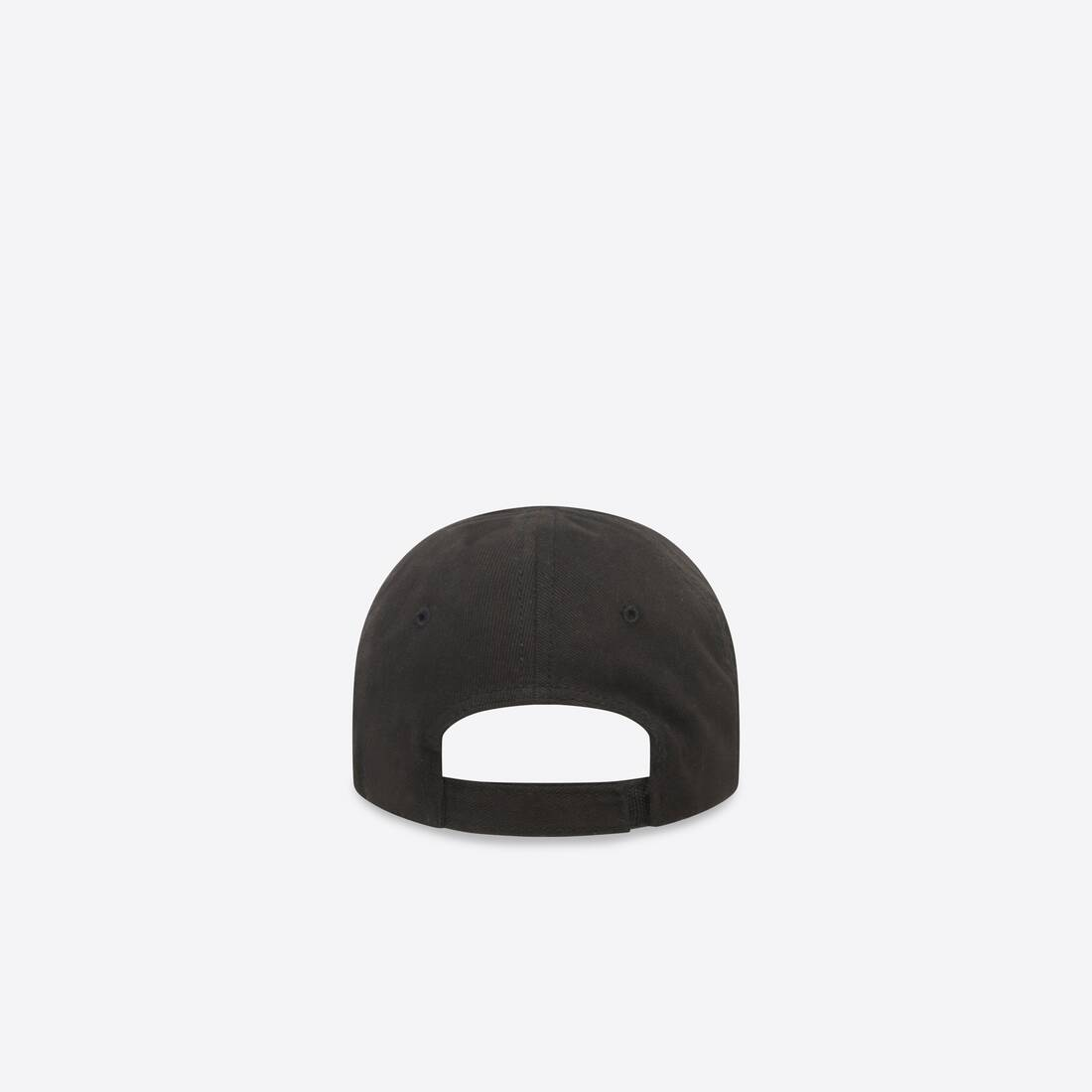 Display zoomed version of balenciaga cap 2