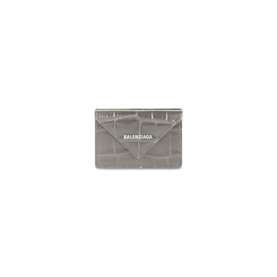 Display zoomed version of mini portafoglio papier 1