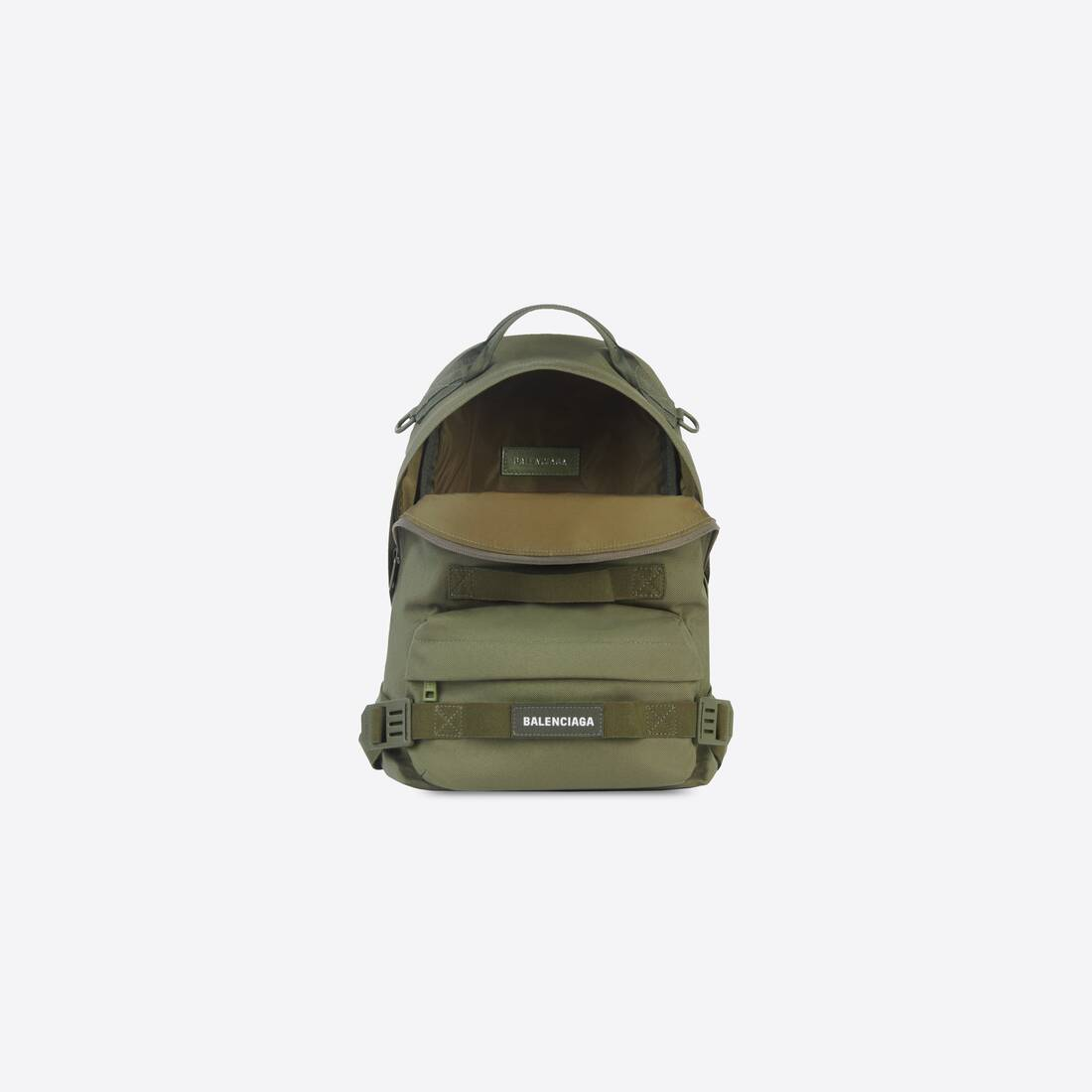 Display zoomed version of army multicarry backpack 5