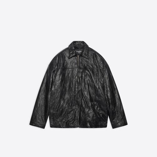 chaqueta crinkled