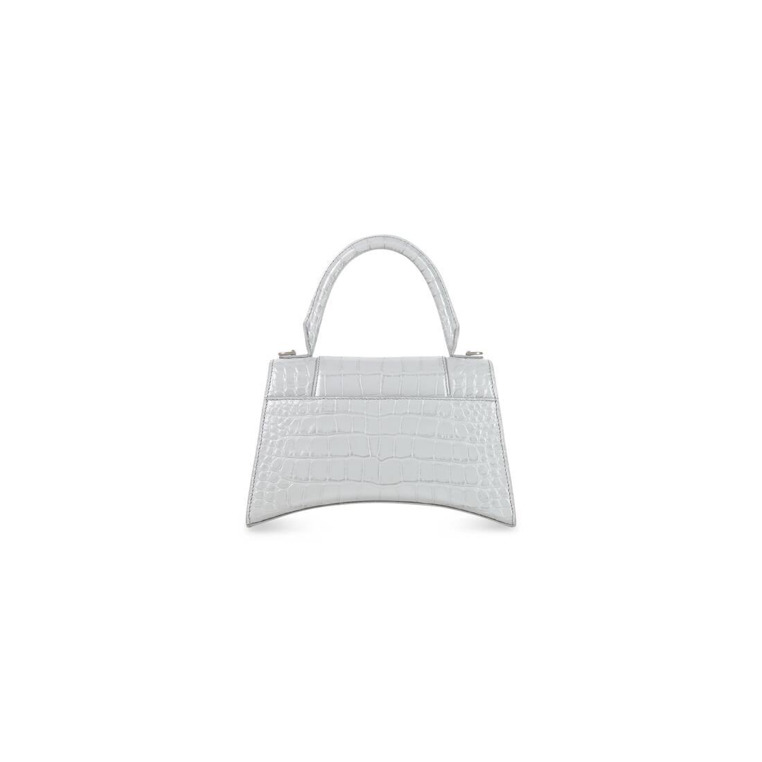 Display zoomed version of hourglass kleine top handle bag 2