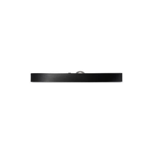 ceinture large circled bb