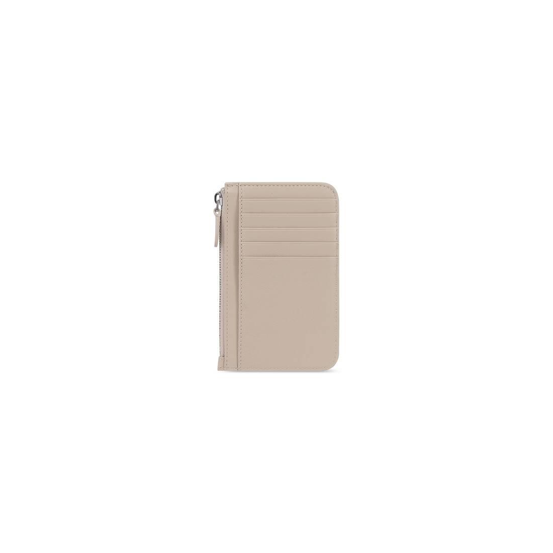 Display zoomed version of porte-cartes et monnaie long essential 4